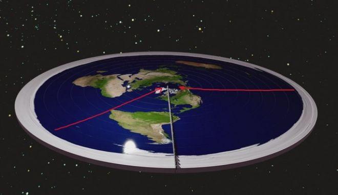 Επίπεδη Γη: Η επιστημονική απάντηση στη θεωρία συνωμοσίας