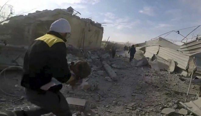 Επτά χρόνια πόλεμος στη Συρία: Ο απολογισμός της φρίκης