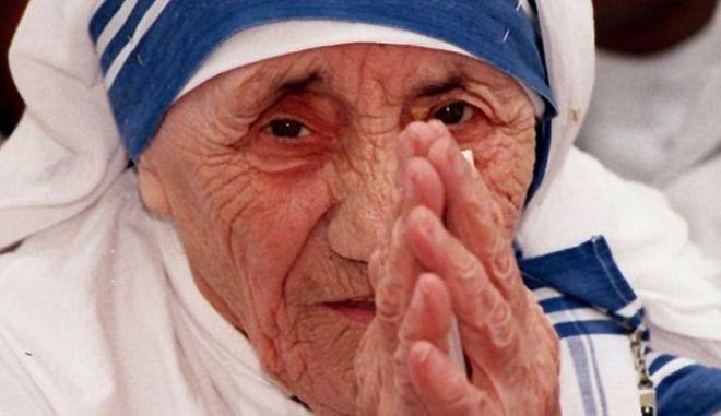 Ανοίγει ο δρόμος για την Αγιοποίηση της Μητέρας Τερέζα
