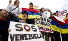 Φωτό αρχείο: Συγκέντρωση σε Βενεζουέλα