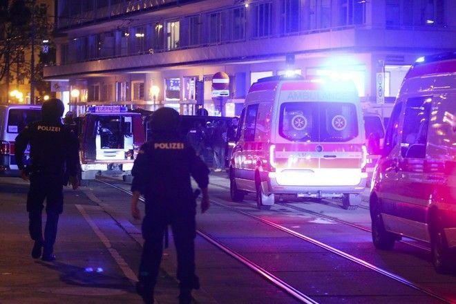 Έλεγχος της αστυνομίας στη Βιέννη