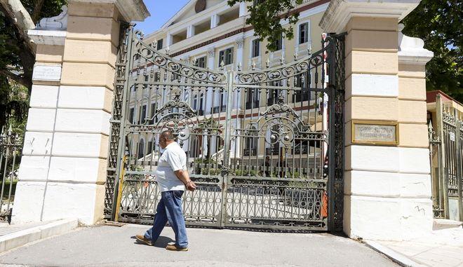 Αυτοσχέδιος εκρηκτικός μηχανισμός στο υπουργείο Μακεδονίας-Θράκης
