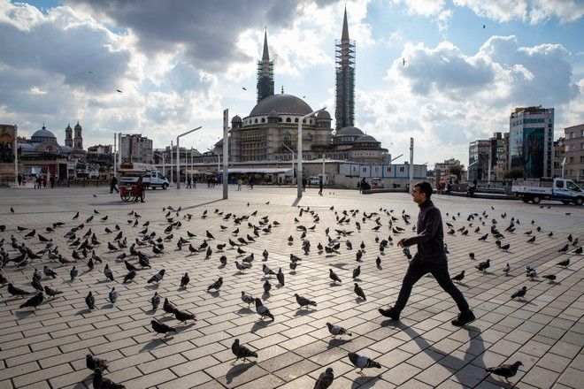 Πλατεία Ταξίμ, Κωνσταντινούπολη