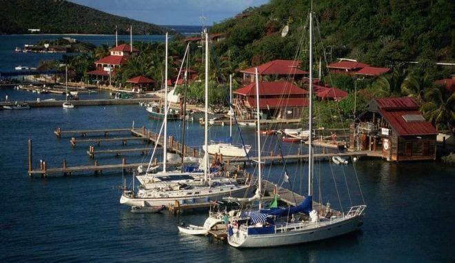 Ξεσκονίζουν τις offshore με έδρα τις Βρετανικές Παρθένες Νήσους