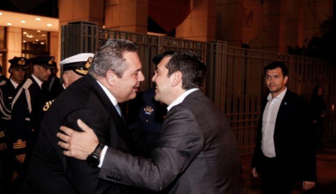Εορταστική εκδήλωση της Πολεμικής Αεροπορίας, απηύθυνε χαιρετισμό ο Πρωθυπουργός Αλέξης Τσίπρας