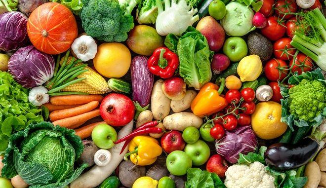 Δίαιτα πλούσια σε φυτικές τροφές