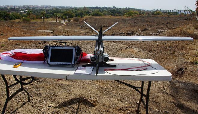 Μη επανδρωμένο αεροσκάφος (drone)