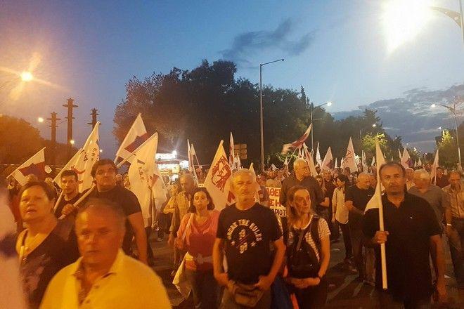 82η ΔΕΘ: Συγκεντρώσεις διαμαρτυρίας, πορείες και μικροεντάσεις