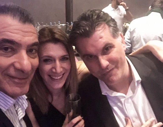 Από αριστερά: Νικόλας Πεφάνης CEO, Ντέπη Παπάζογλου Commercial Director & Βασίλης Παπαχριστοδούλου COO