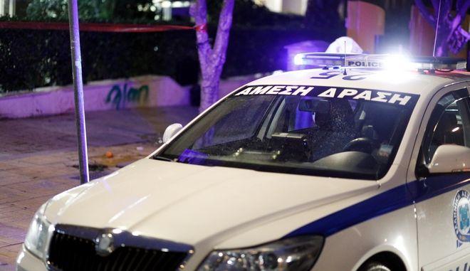 Περιπολικό Αστυνομίας (ΦΩΤΟ Αρχείου)