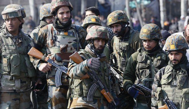 Στρατιώτες της Ινδίας