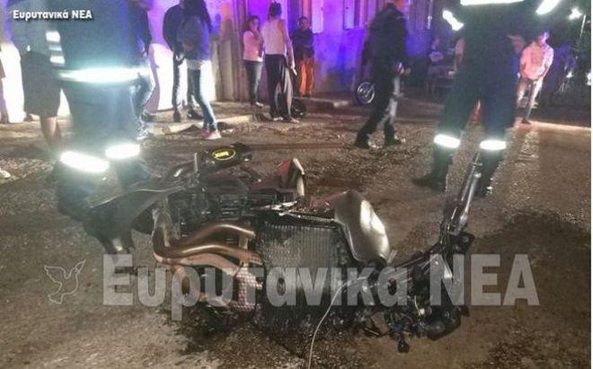 Τραγωδία στο Καρπενήσι: Δύο νέοι νεκροί σε τροχαίο