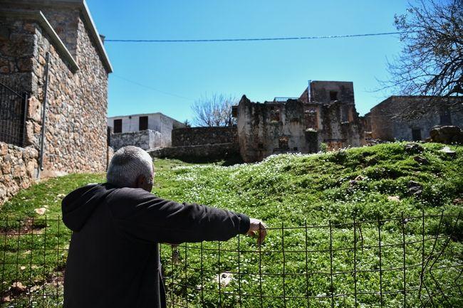 Το χωριό Αράδαινα Σφακίων