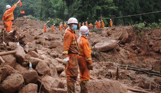Επιχείρηση διάσωσης εγκλωβισμένων σε ορυχείο στην Κίνα
