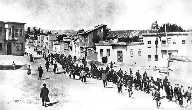 Γενοκτονία Αρμενίων: 104 χρόνια από την εξόντωση 1,5 εκατομμυρίου ανθρώπων