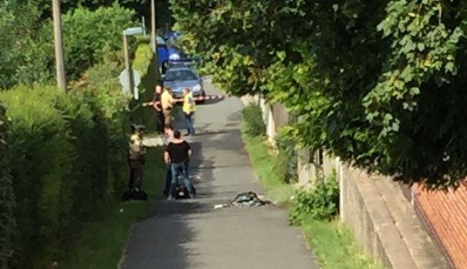 Πανικό προκάλεσε μικρή έκκρηξη κοντά σε υπηρεσία μετανάστευσης στη Νυρεμβέργη