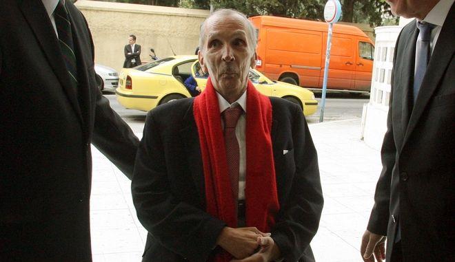 Ο Κωνσταντίνος Αγγελόπουλος