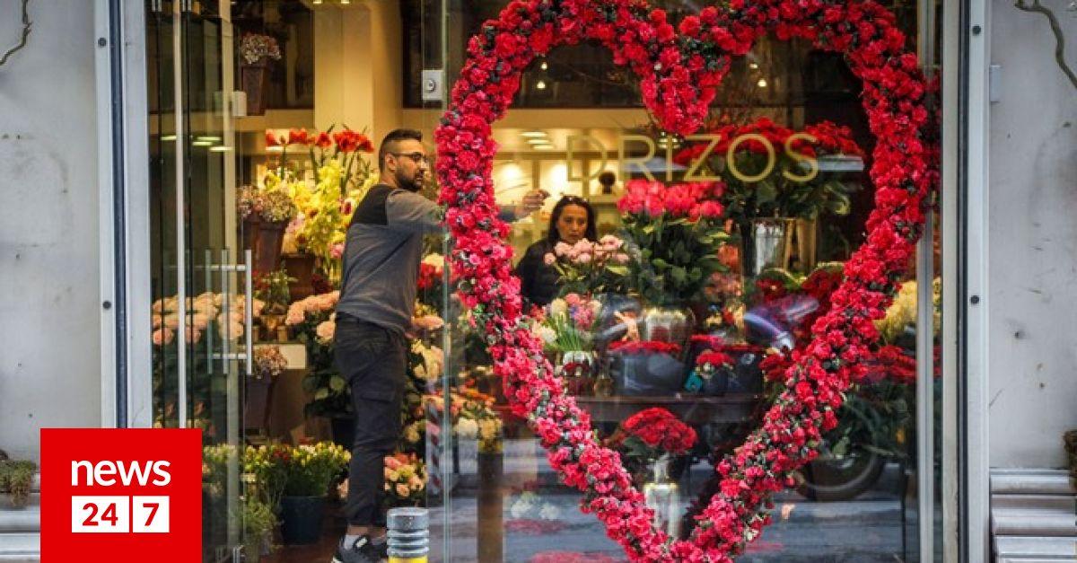 Αγίου Βαλεντίνου: Το αίτημα για ανοιχτά ανθοπωλεία και το μήνυμα της Ναταλίας Γερμανού – Κοινωνία