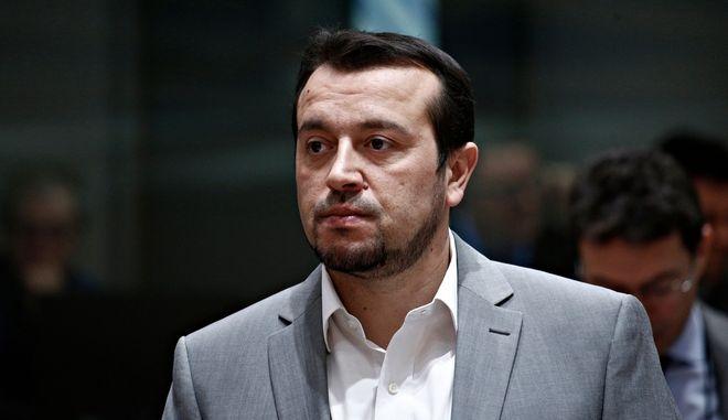 Ο Υπουργός Ψηφιακής Πολιτικής, Νίκος Παππάς