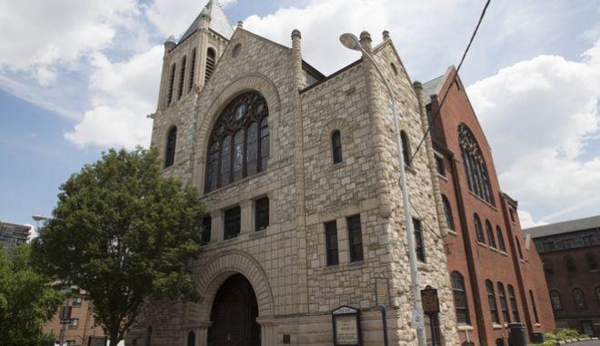 Εκκλησία στις ΗΠΑ. Φωτό αρχείου