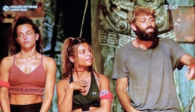 "Survivor 4: Οργή κατά του Παππά για το ""Τζέιμς είσαι σάπια τομάτα"" - Φάουλ της παραγωγής"