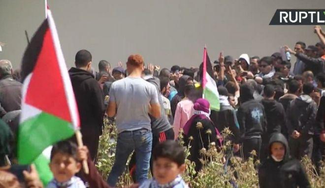 Λωρίδα της Γάζας: Πέντε οι νεκροί και 500 οι τραυματίες