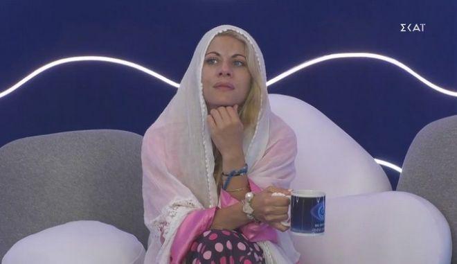 Big Brother: Η Άννα Μαρία ξέσπασε σε κλάματα μιλώντας για τα δύσκολα παιδικά της χρόνια