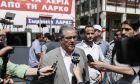 Δήλωση Δ. Κουτσούμπα στο συλλαλητήριο των εργαζομένων της ΛΑΡΚΟ