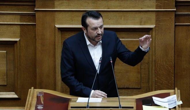 O τομεάρχης Οικονομίας του ΣΥΡΙΖΑ, Νίκος Παππάς