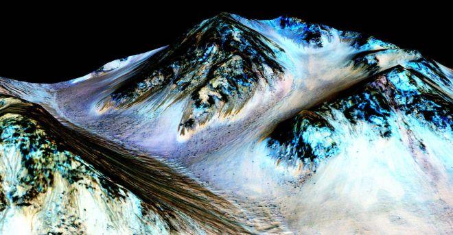 Nasa: Τι εντόπισε στο υπέδαφος του Άρη
