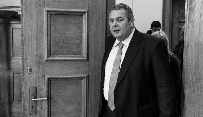 Συνεδρίαση της Κοινοβουλευτικής Ομάδας των Ανεξάρτητων Ελλήνων την Τρίτη 20 Μαρτίου 2018. (EUROKINISSI/ΓΙΩΡΓΟΣ ΚΟΝΤΑΡΙΝΗΣ)