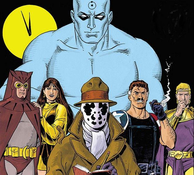 Watchmen: Όσα πρέπει να ξέρεις για τη σειρά του HBO και το κόμικ που άλλαξε τα δεδομένα