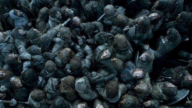 Game of Thrones: O Kit Harrington έζησε τον χειρότερό του εφιάλτη στα γυρίσματα της μάχης