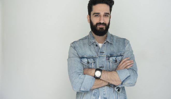 "O stand up comedian Διονύσης Ατζαράκης στην εκπομπή ""REC"""