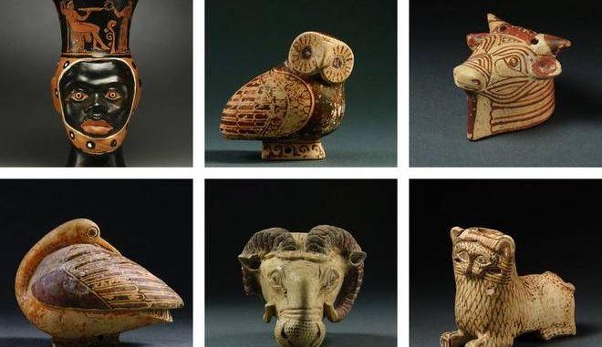 Δισεκατομμυριούχος αρχαιοκάπηλος στη Νέα Υόρκη - Τα ελληνικά αρχαία έργα της συλλογής του