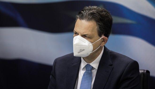 Ο Αναπληρωτής Υπουργός Οικονομικών κ. Θόδωρος Σκυλακάκης