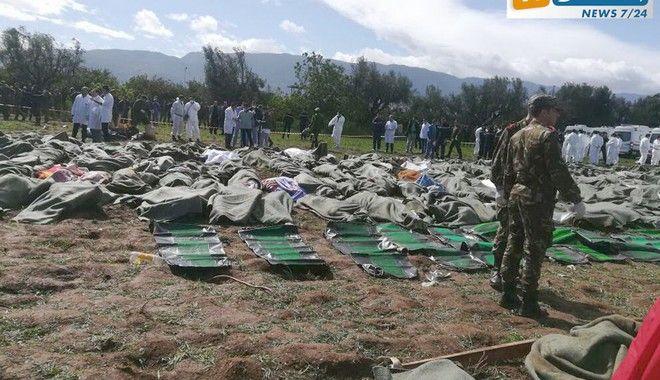 Εκατόμβη θυμάτων στην Αλγερία