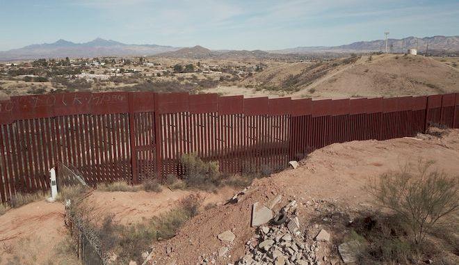 Συνοριογραμμή Μεξικό-ΗΠΑ