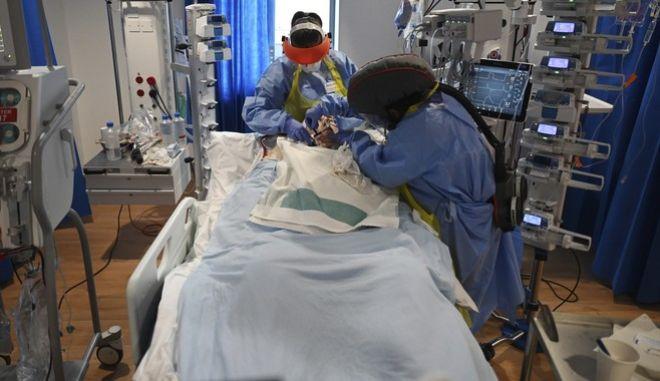 ΜΕΘ σε νοσοκομείο της Αγγλίας