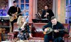 Μανώλης Λιδάκης και Βιολέτα Ίκαρη στο Μουσικό Κουτί