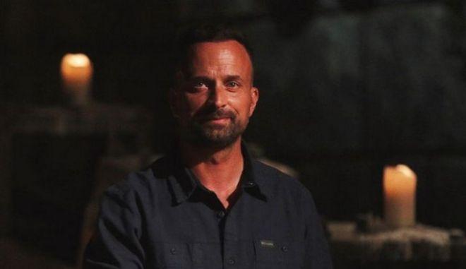 Ο Γιώργος Λιανός στο Survivor 4