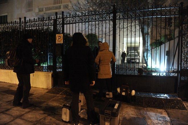 ΑΘΗΝΑ-Νεκρός βρέθηκε σήμερα το απόγευμα μέσα στο διαμέρισμα του, στην Ηρώδου Αττικού, ο Ρώσος πρόξενος στην Ελλάδα ο Αντρέι Μαλανίν.(Eurokinissi-ΜΠΟΛΑΡΗ ΤΑΤΙΑΝΑ)