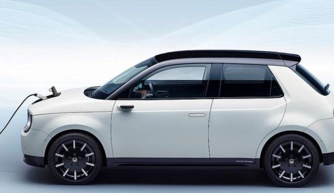 Honda e θα ονομάζεται το πρώτο ηλεκτρικό της Honda