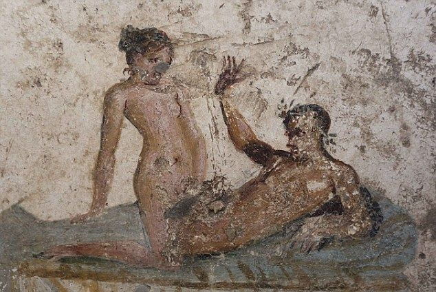 Η ιστορία μίλησε: Τα όργια της Πομπηίας σε εντυπωσιακά ψηφιδωτά