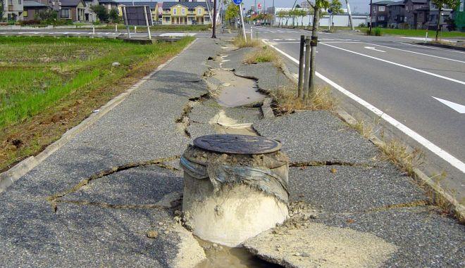 Ισχυρός σεισμός ανοιχτά της Ιάβας