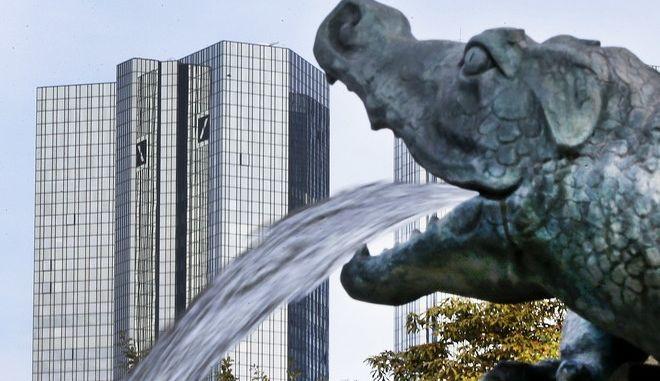 Ζημιές κατέγραψε για τρίτη συνεχή φορά η Deutsche Bank
