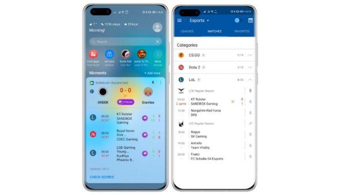 Το Esports τώρα διαθέσιμο σε smartphones μέσω του Huawei Assistant!