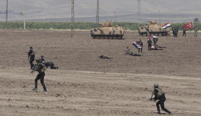 Εισβολή της Τουρκίας Βόρειο Ιράκ - Επιχειρήσεις κατά του PKK