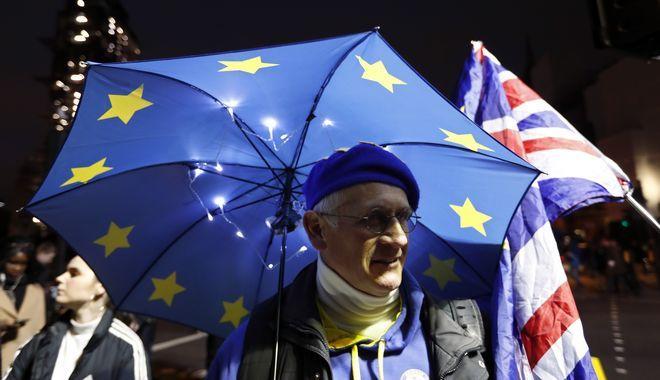 Διαδηλώσεις υπέρ του Brexit