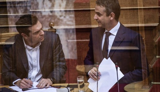 Discussions and voting at the plenum of the Hellenic Parliament, regarding the upcoming multibill, in Athens, on May 18, 2017 /      ,         , ,  18 , 2017